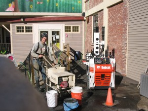 Environmental remedial injections